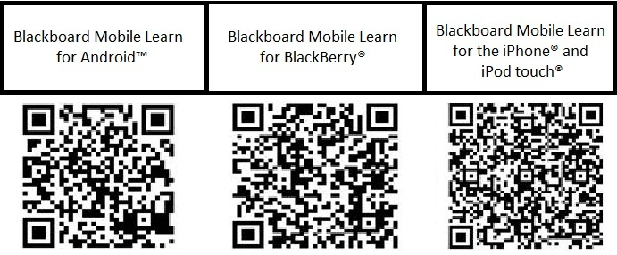 All BBML QR Codes ABiOS
