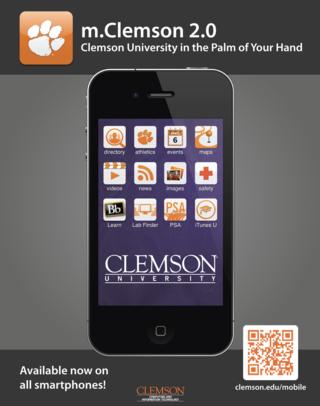 Clemson Poster